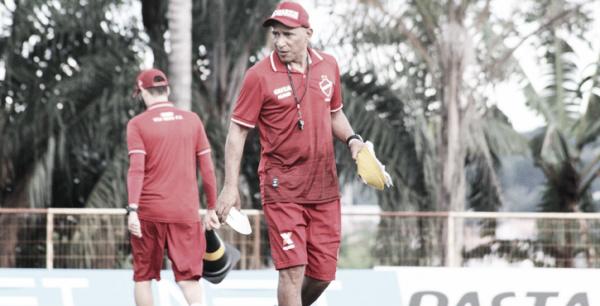 Hemerson Maria é anunciado como novo técnico do Figueirense