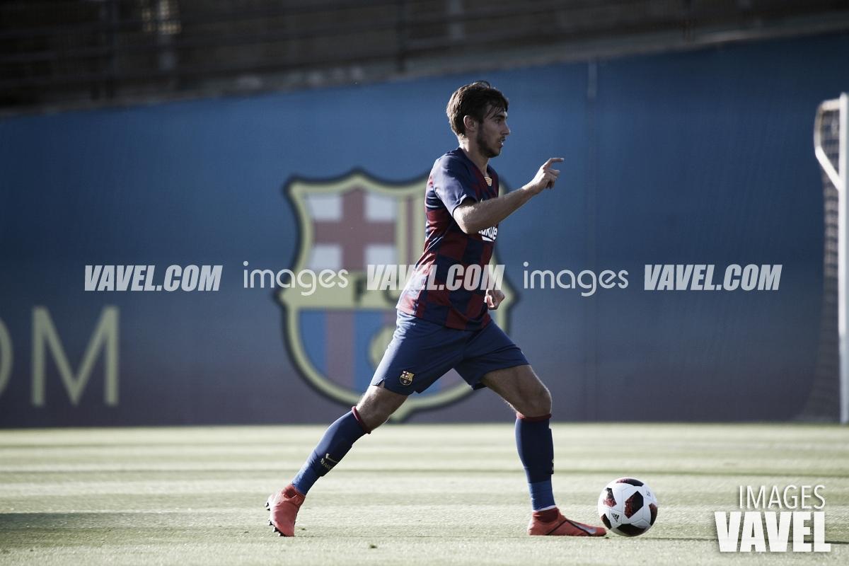 El FC Barcelona B empata ante el Llagostera antes del debut liguero