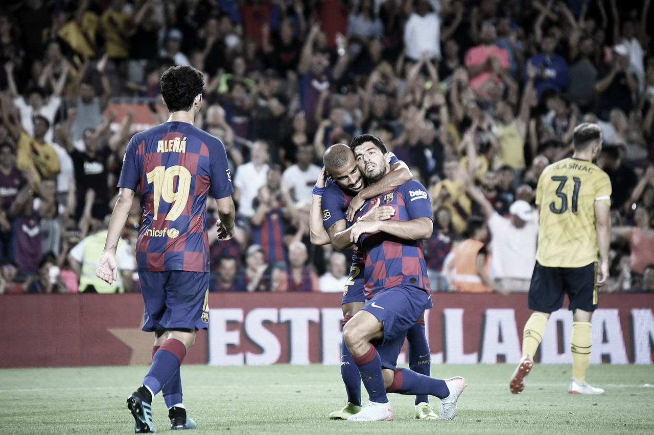 Inicio de pretemporada para nueve jugadores del Barça