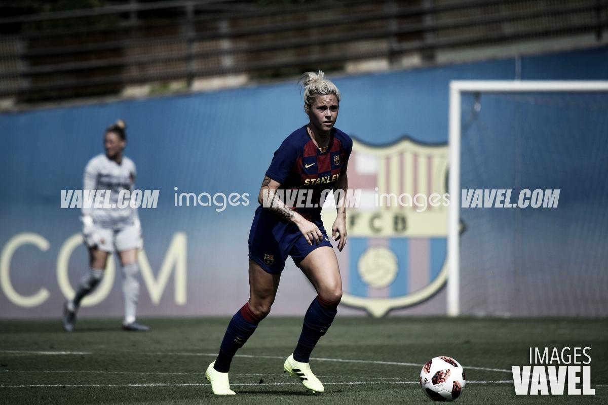 La Juventus, rival del Femení en la UEFA Women's Champions League