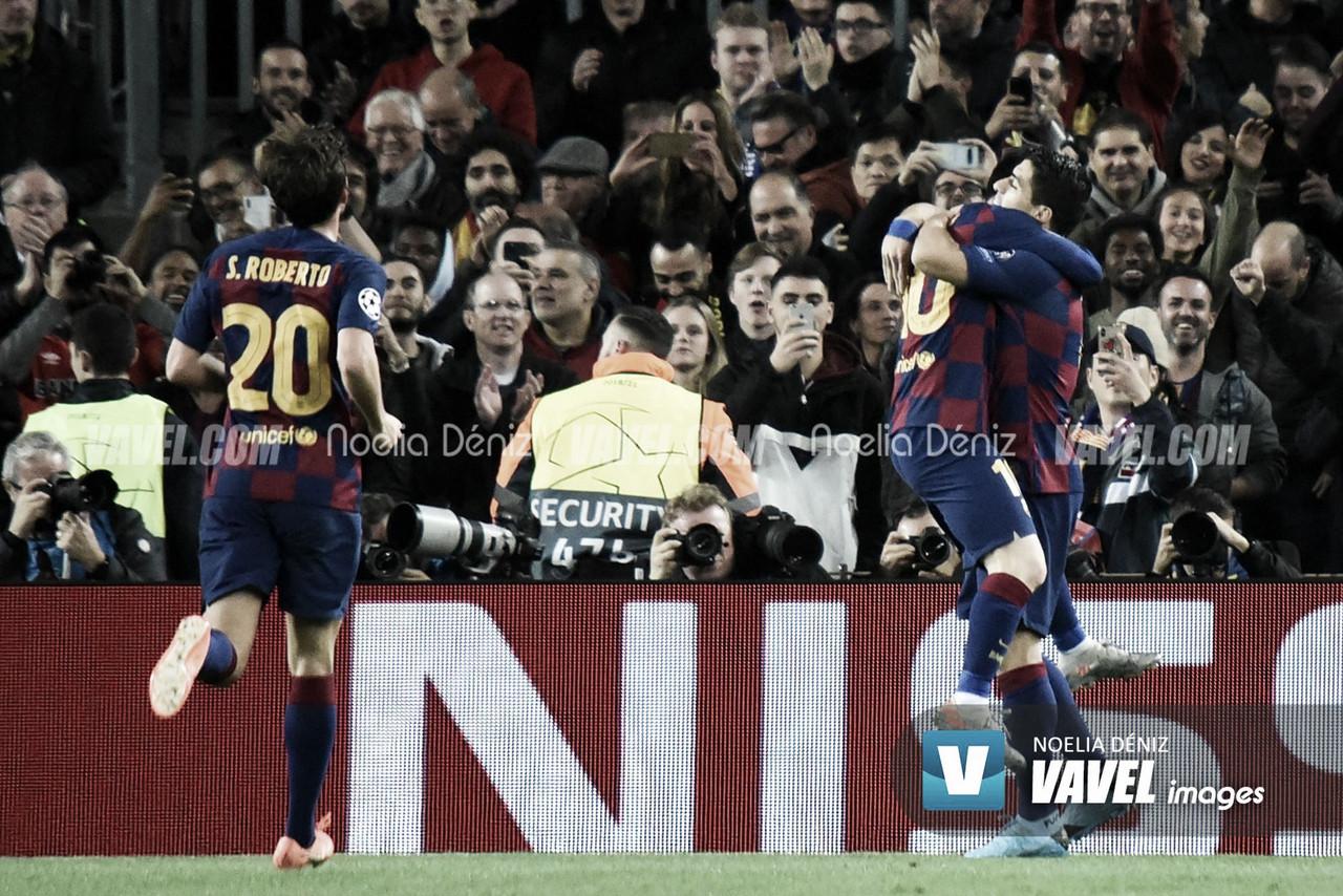 La dupla Messi-Suárez llega a los 800 goles en el FC Barcelona
