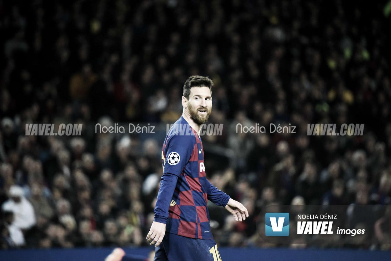 Leo Messi alcanza la cifra de Clásicos disputados por Xavi Hernández