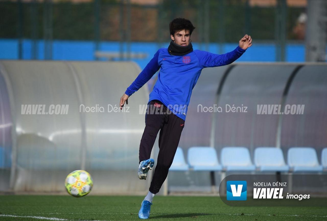 Riqui Puig, ausencia en la convocatoria del Barça B
