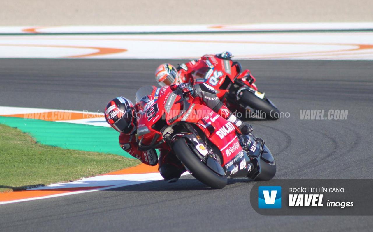 """Simone Batistella: """"Hay que esperar para saber si Dovi sigue en Ducati o no"""""""