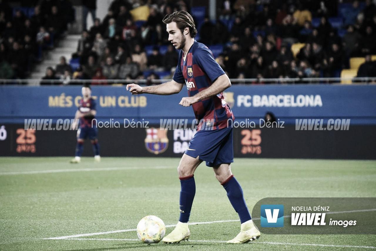 Resumen AE Prat vs Barça B (1-2)