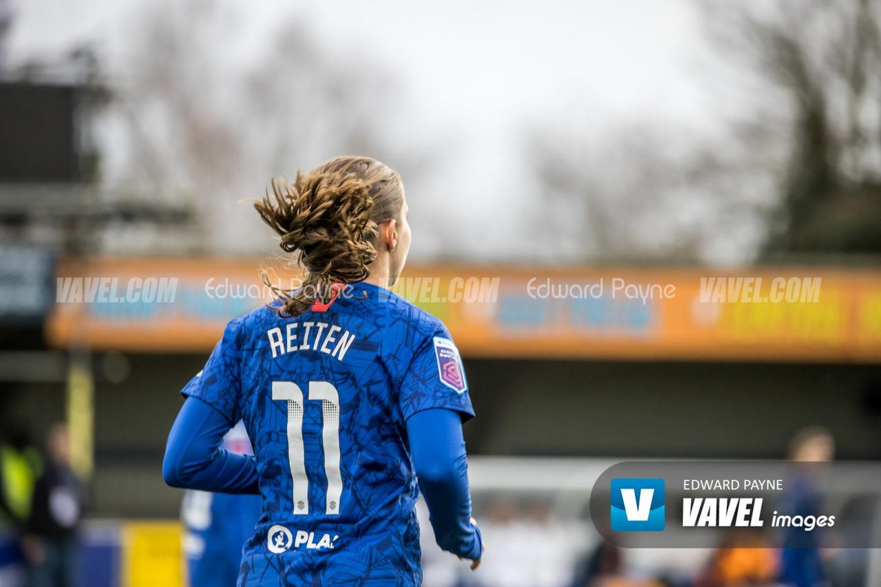 Guro Reiten extends Chelsea contract for a further three years