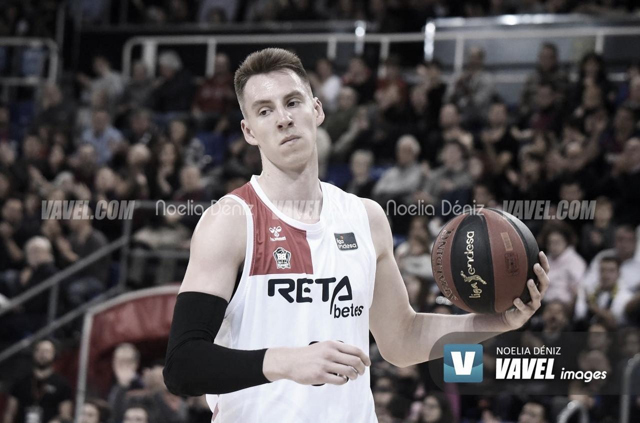 El Bilbao Basket blinda a Arnoldas Kulboka hasta 2022