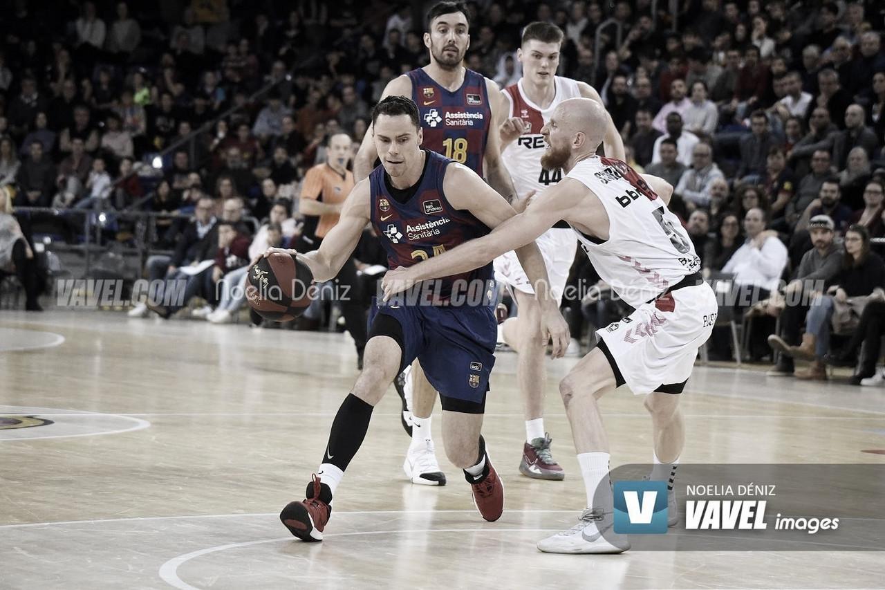 Previa Bilbao Basket vs FC Barcelona: universos paralelos