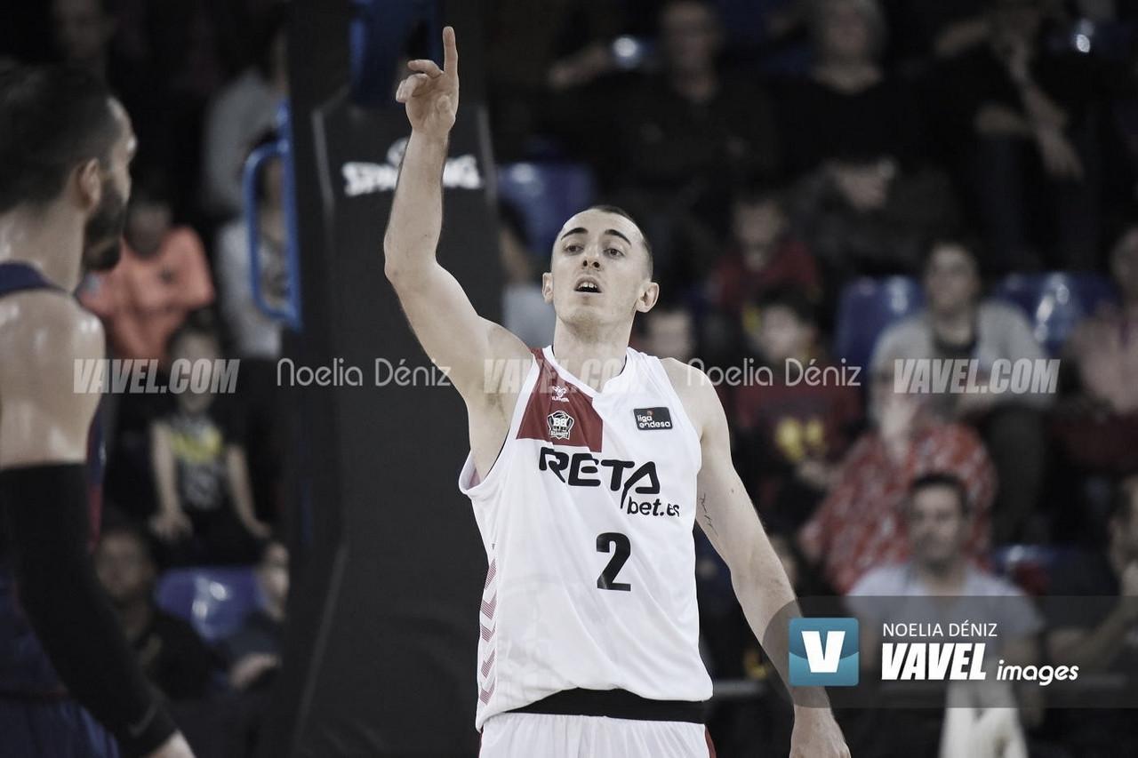 """Jonathan Rousselle: """"Ser el capitán de Bilbao Basket es un gran honor para mí"""""""