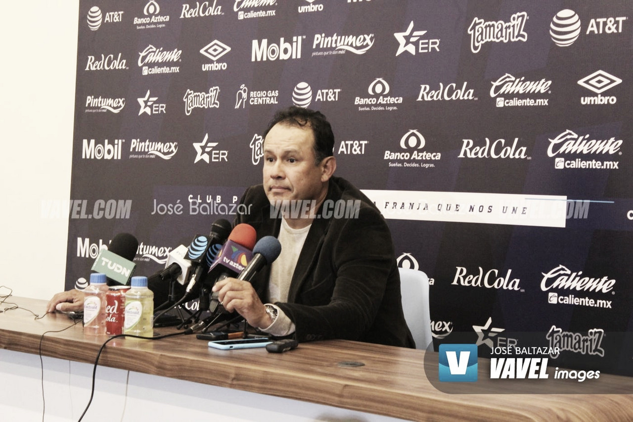"""Juan Reynoso: """"Hay una suma de situaciones que te hacen pensar mal"""""""