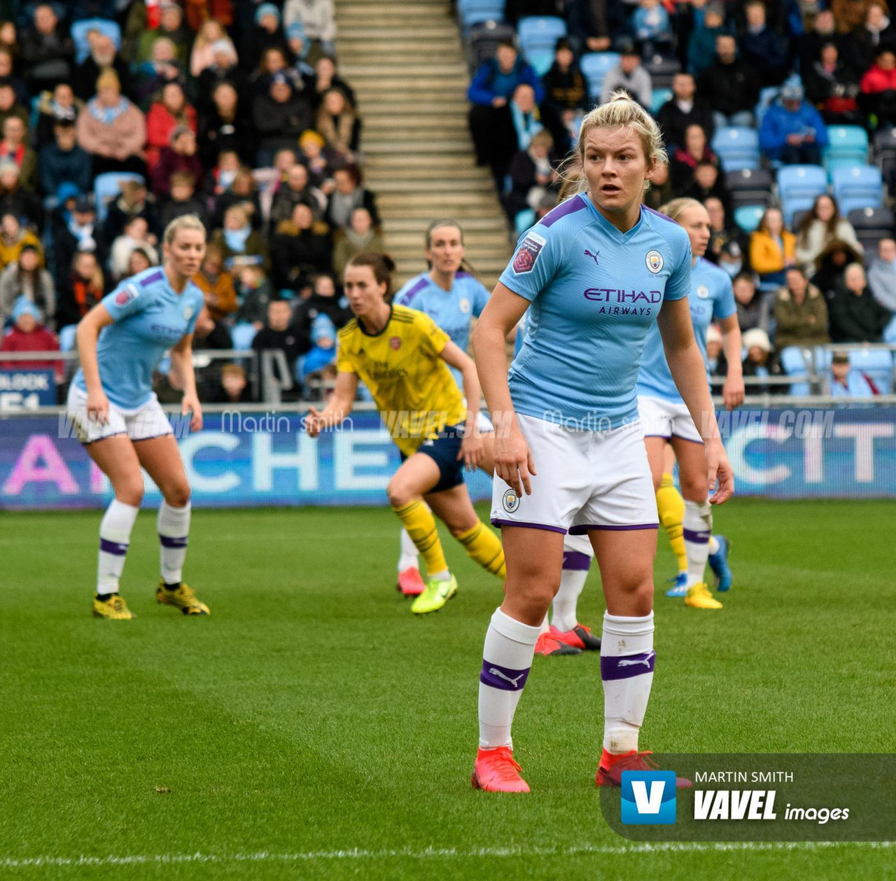 Arsenal vs Manchester City Women's Super League preview: Team news, predicted line ups, ones to watch and how to watch