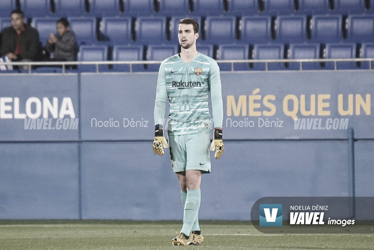 Lazar Carevic convocado con la Sub-21 de Montenegro
