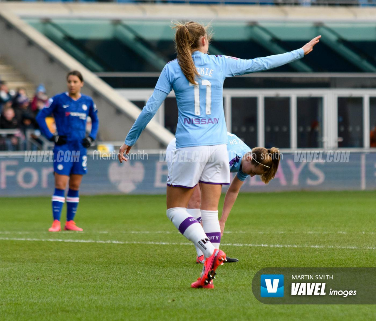 Janine Beckie extends Manchester City contract until 2022