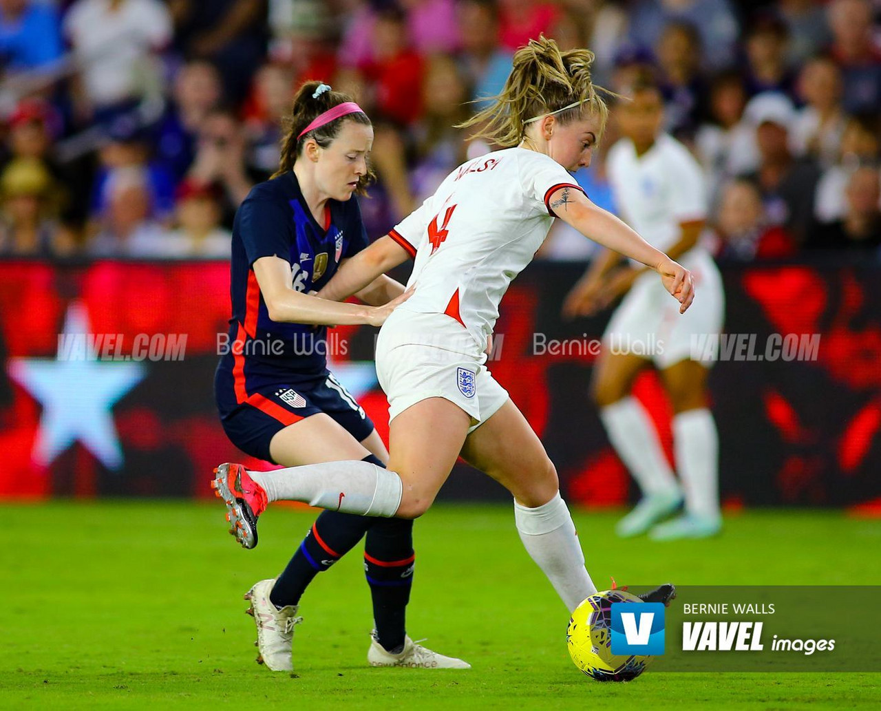 """""""The club is one of the best in the world"""" - USWNT star Rose Lavelle on joining Manchester City"""