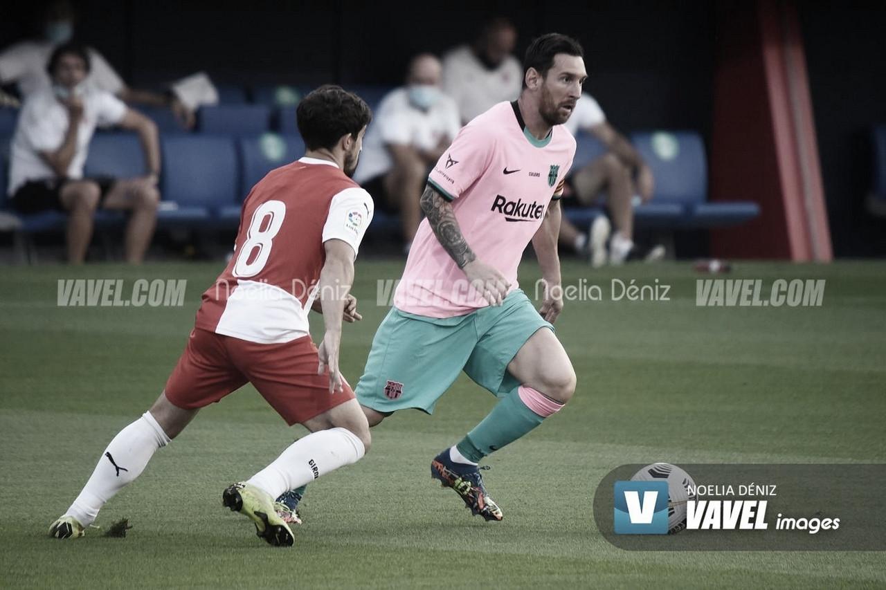 Leo Messi, tercero en el The Best de la FIFA