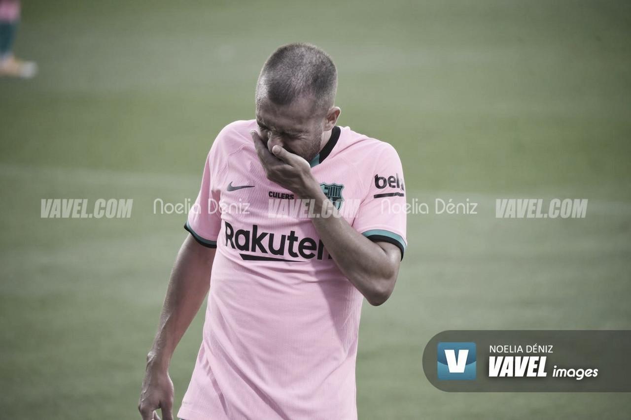 El Barça se descuelga en Mendizorroza