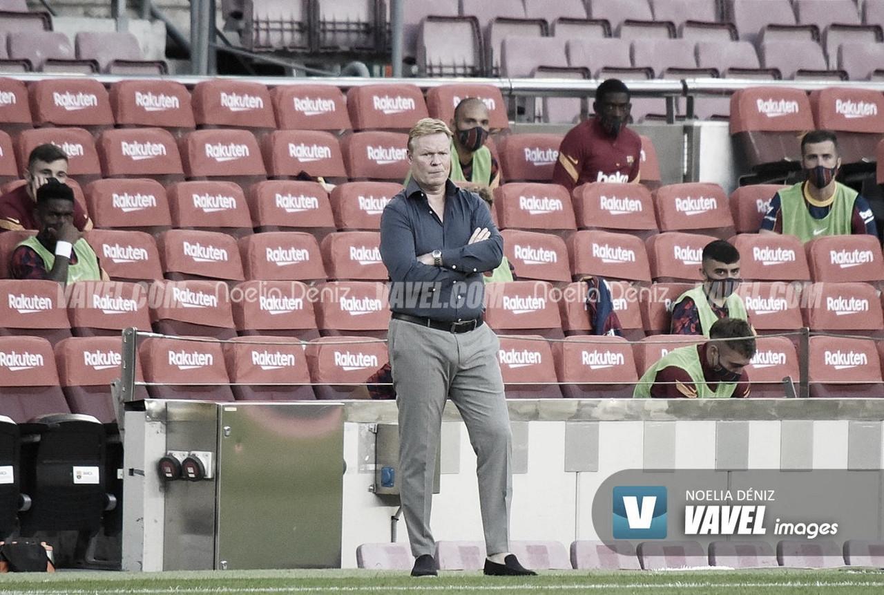 """Koeman: """"Me quedo con el Barça de Guardiola antes que con el Bayern"""""""
