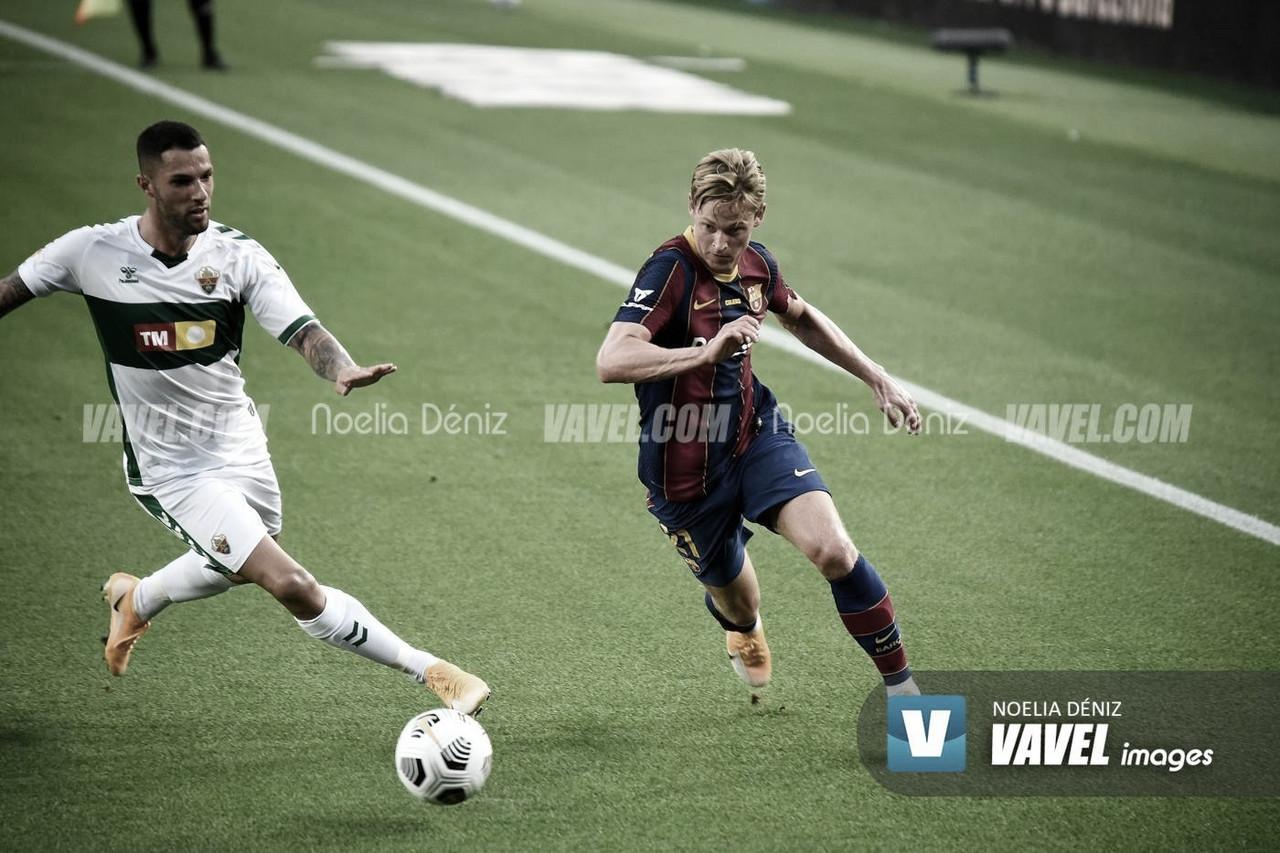 Confirmado el horario del Cádiz vs FC Barcelona