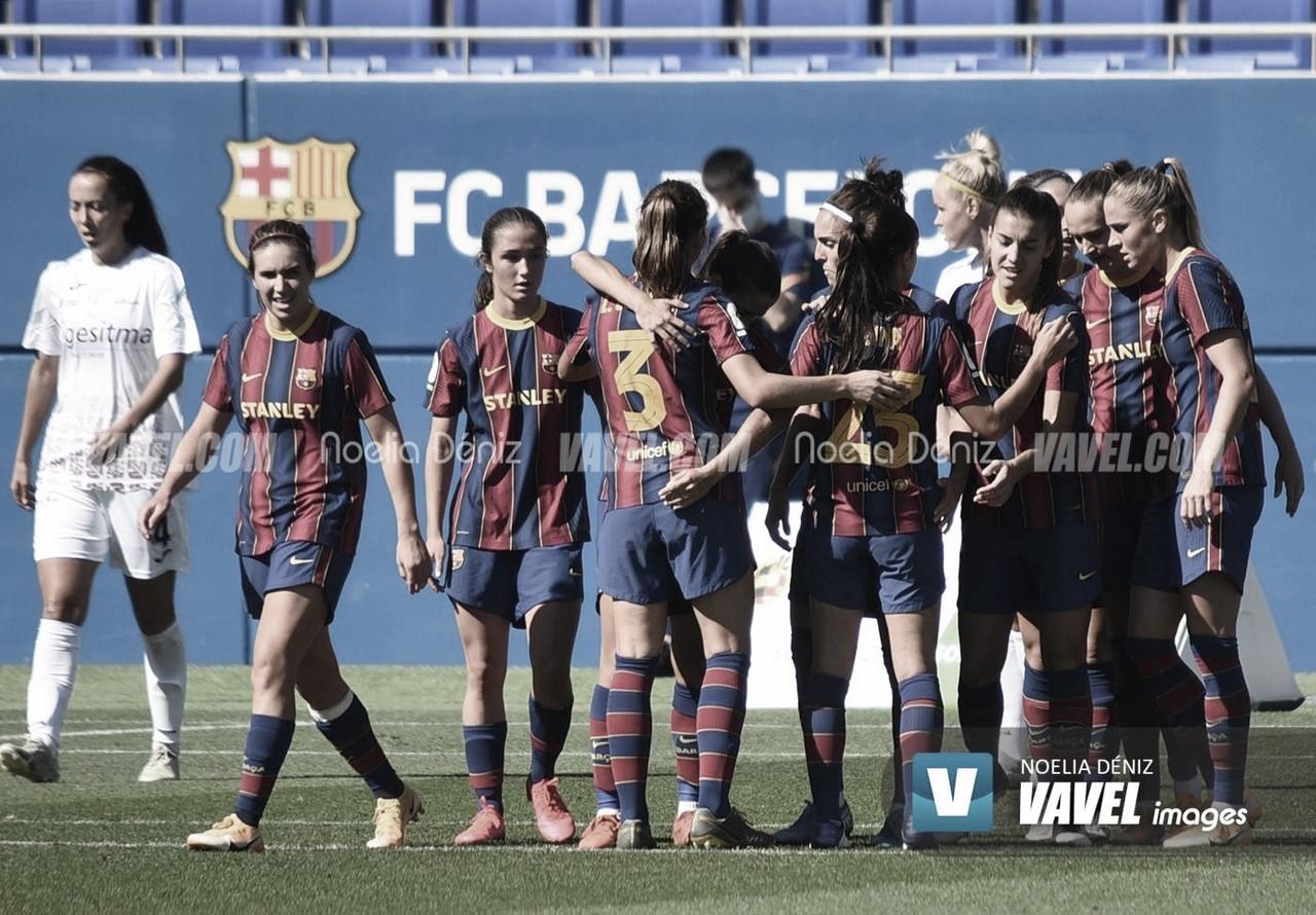 Convocatoria del Barça Femení para la final de la UEFA Women's Champions League