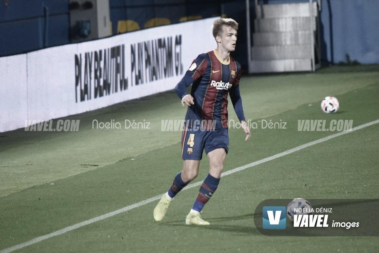 Resumen Andorra - Barcelona B (1-0)