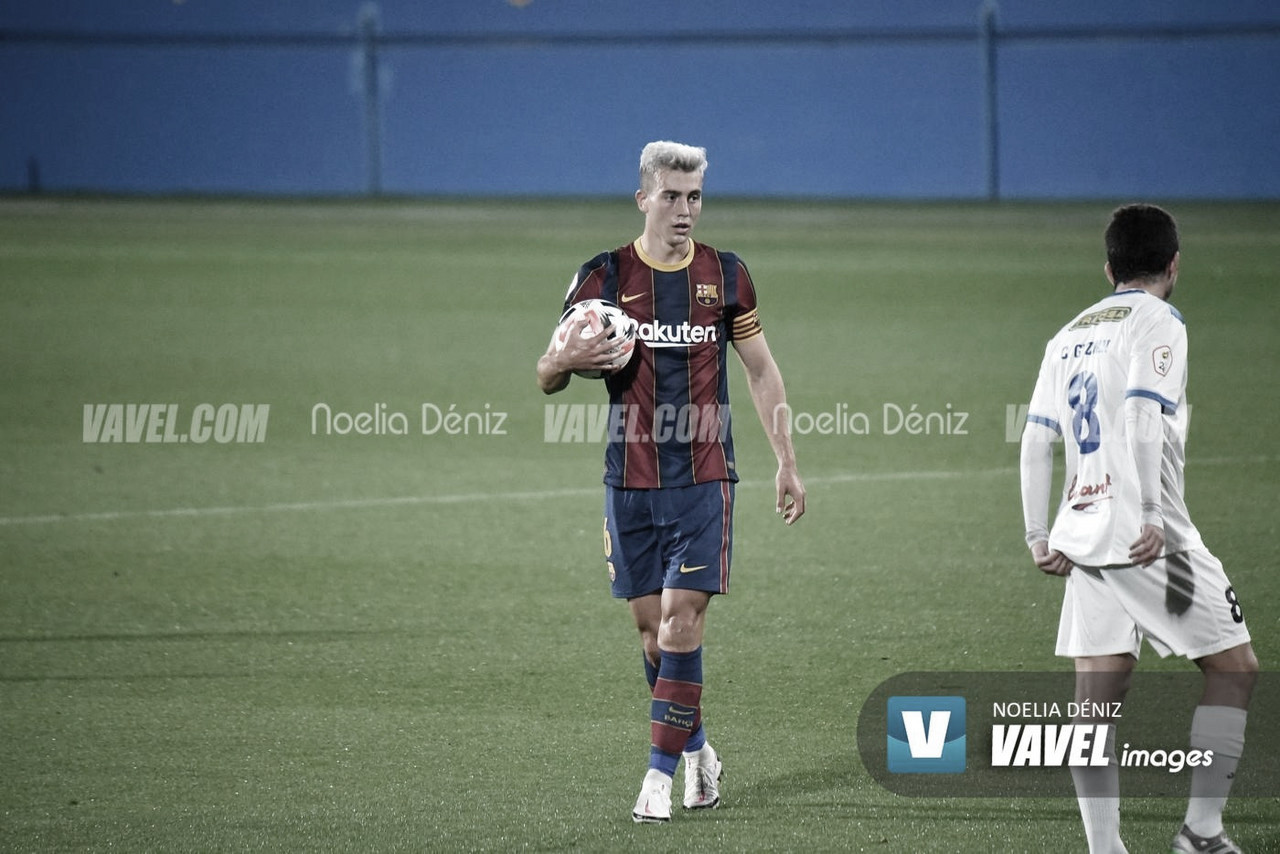 Previa L'Hospitalet - Barça B: un duelo equilibrado