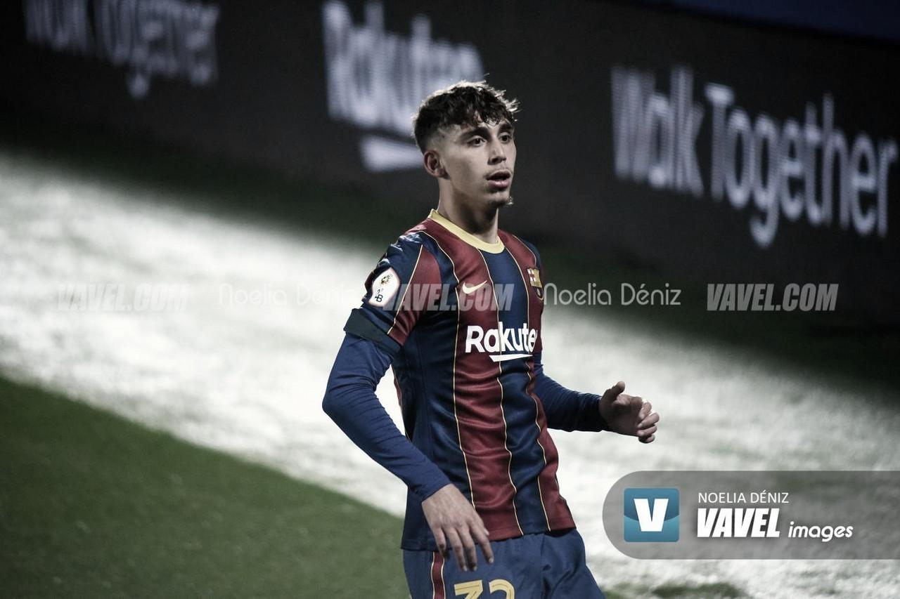 Resumen Nàstic vs. Barça B (3-1)