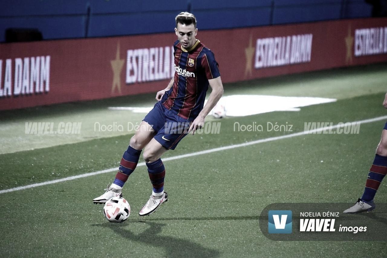 AE Prat vs. FC Barcelona B, en VIVO online Segunda B 2021 (0-0)