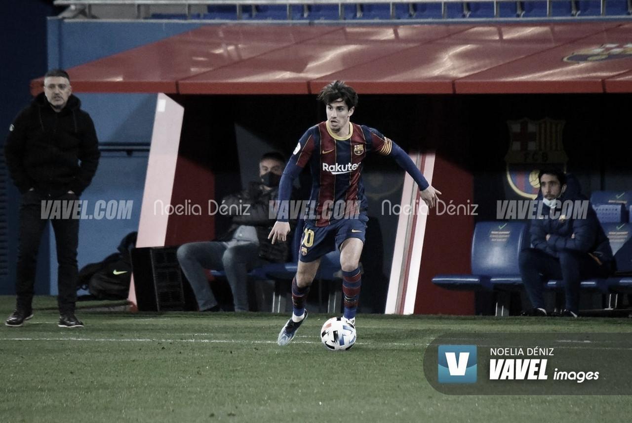 Barça B vs Cornellà en vivo y en directo online en la Segunda B
