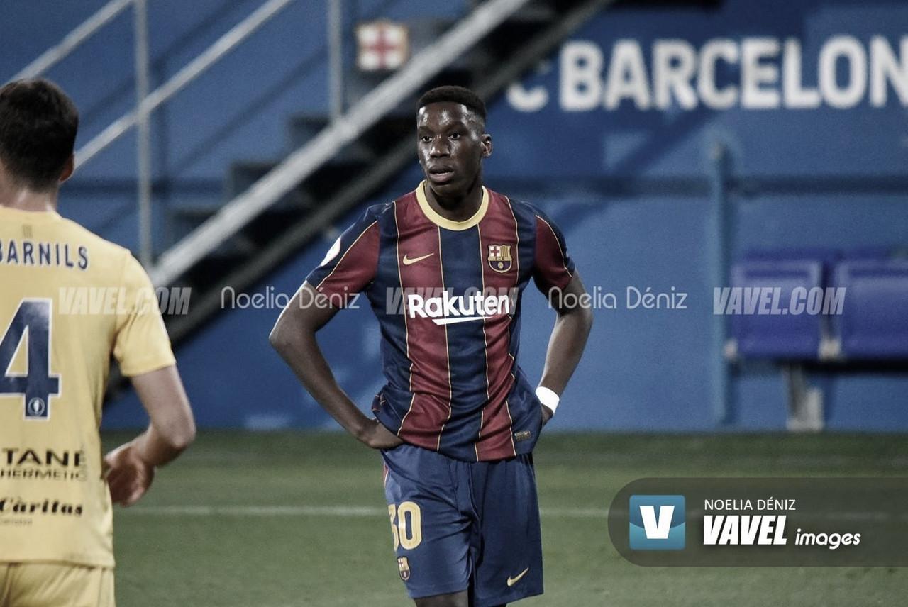 Cuatro jugadores del Barça B, convocados con la Sub-19