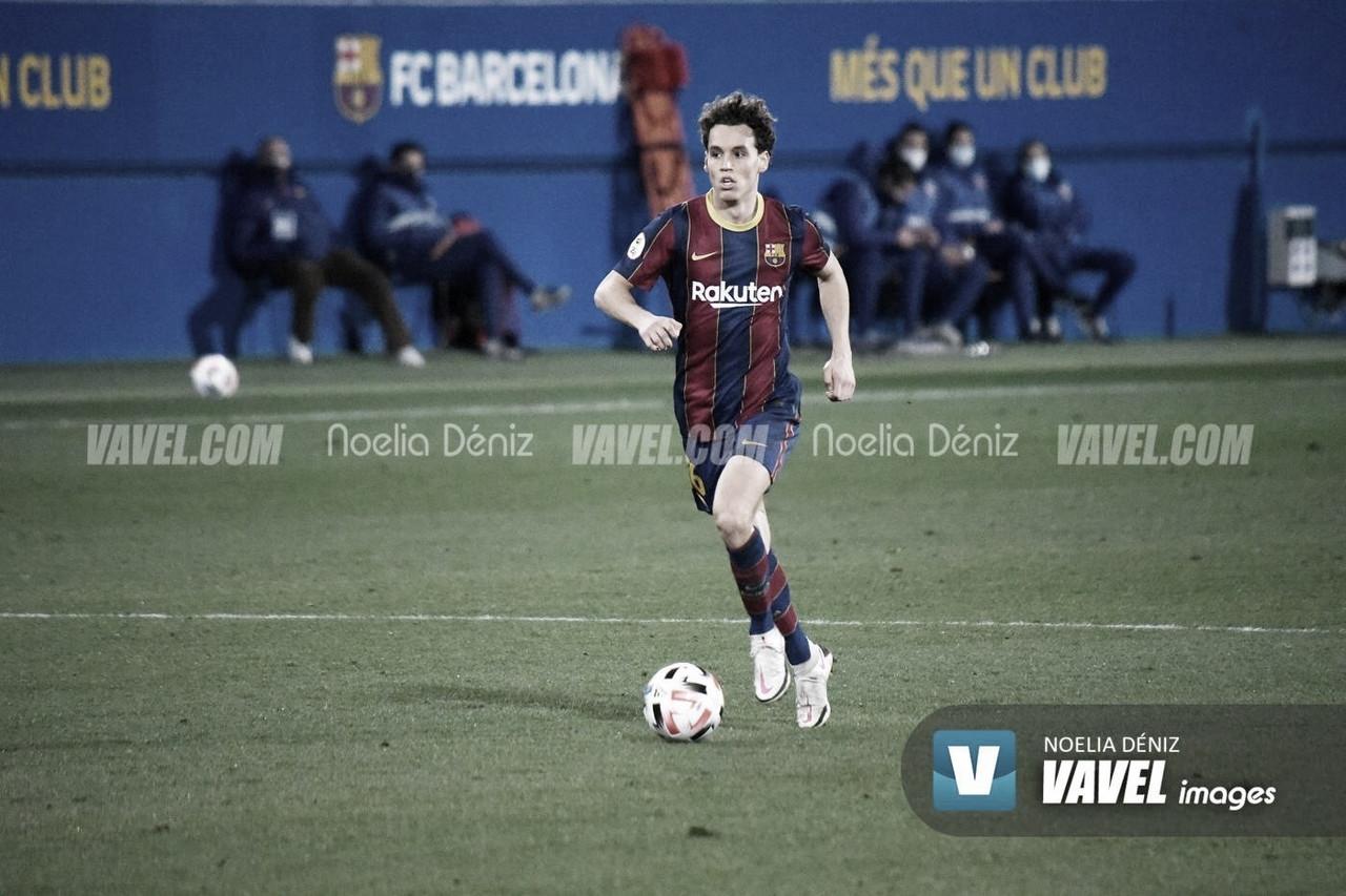 La convocatoria del Barcelona B para enfrentarse al Villareal B