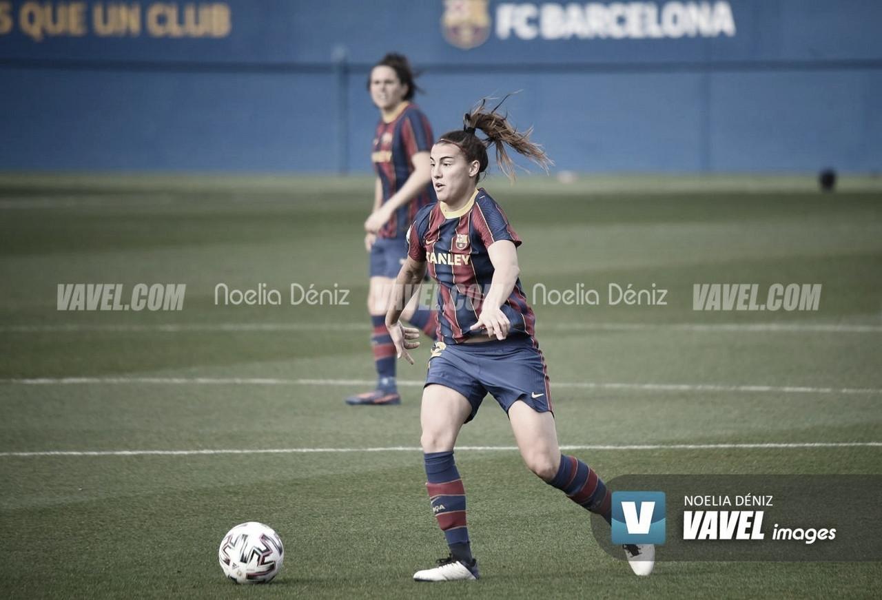 Resumen FC Barcelona Femenino vs. Real Betis (6-0)