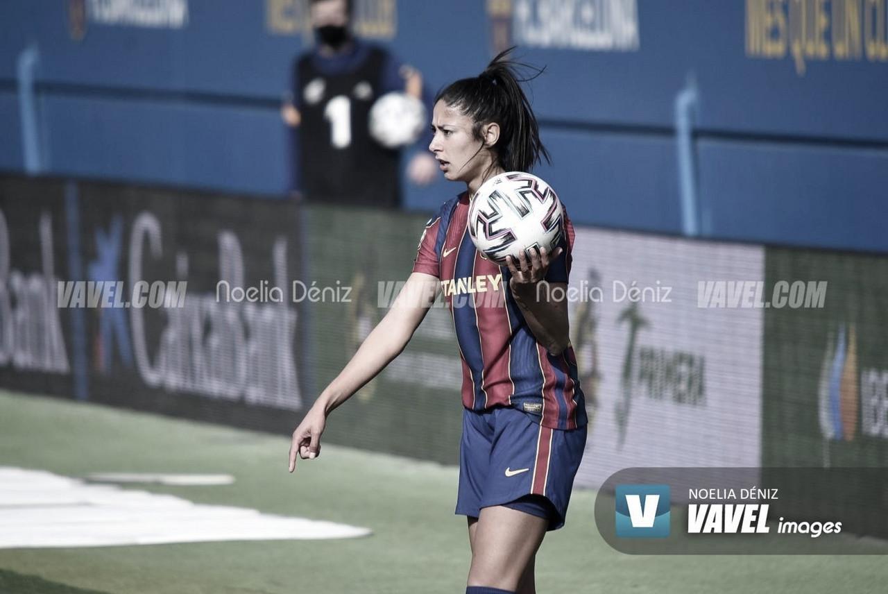 Resumen Levante UD vs. FC Barcelona Femenino (0-3)