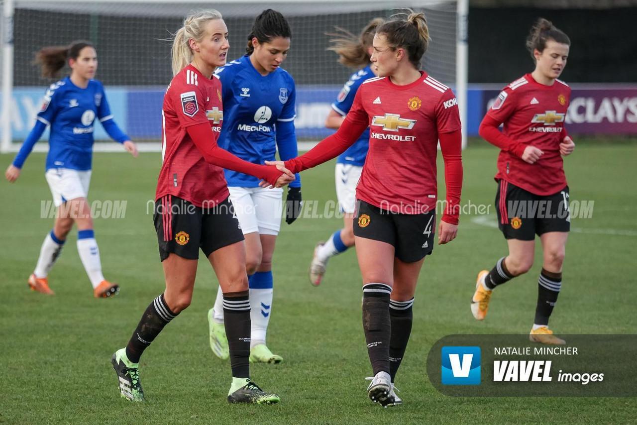 Manchester United 3-0 Aston Villa: United secure a confident win