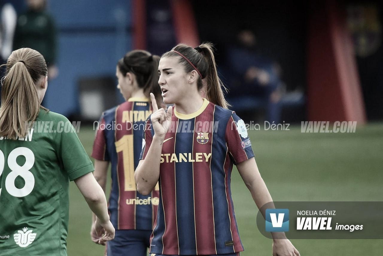 Previa FC Barcelona  femenino vs Valencia: A seguir con el pleno de victorias
