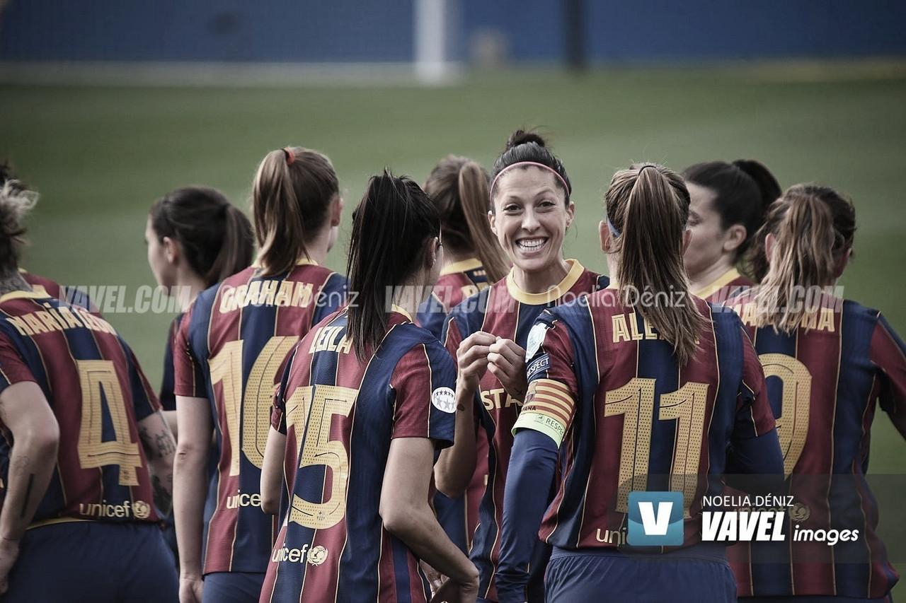Análisis Santa Teresa vs FC Barcelona femenino: Victoria azulgrana y la Liga más cerca