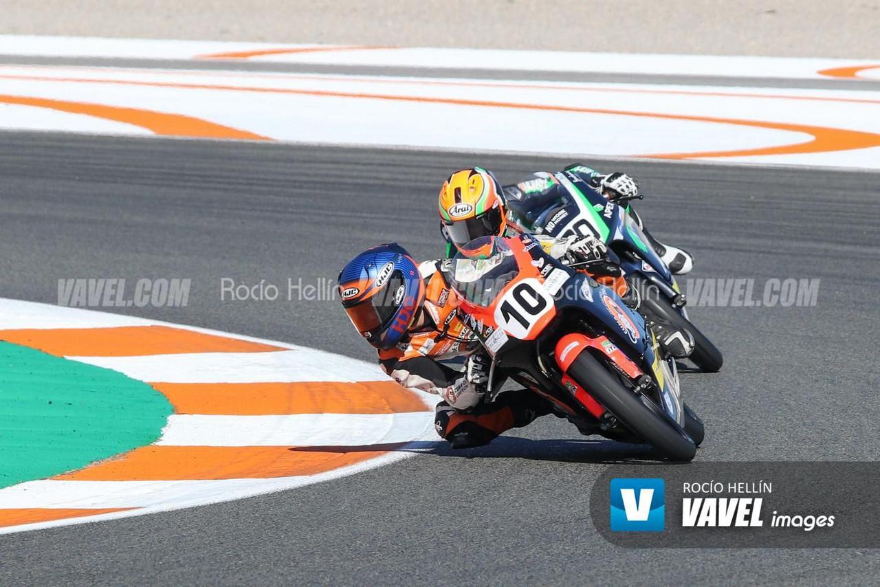 La Cuna de Campeones llega lídera Valencia