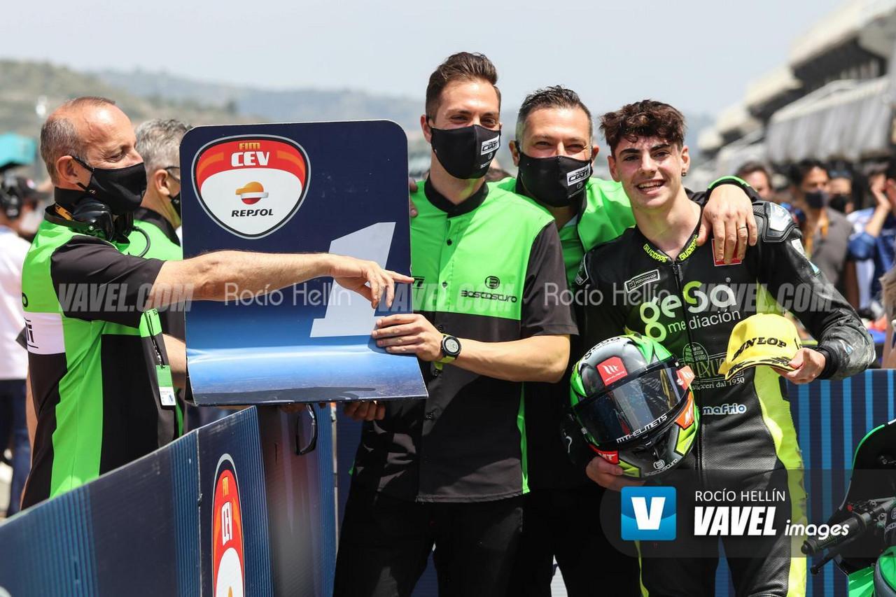 Moto2: Aldeguer suma 25 en Valencia