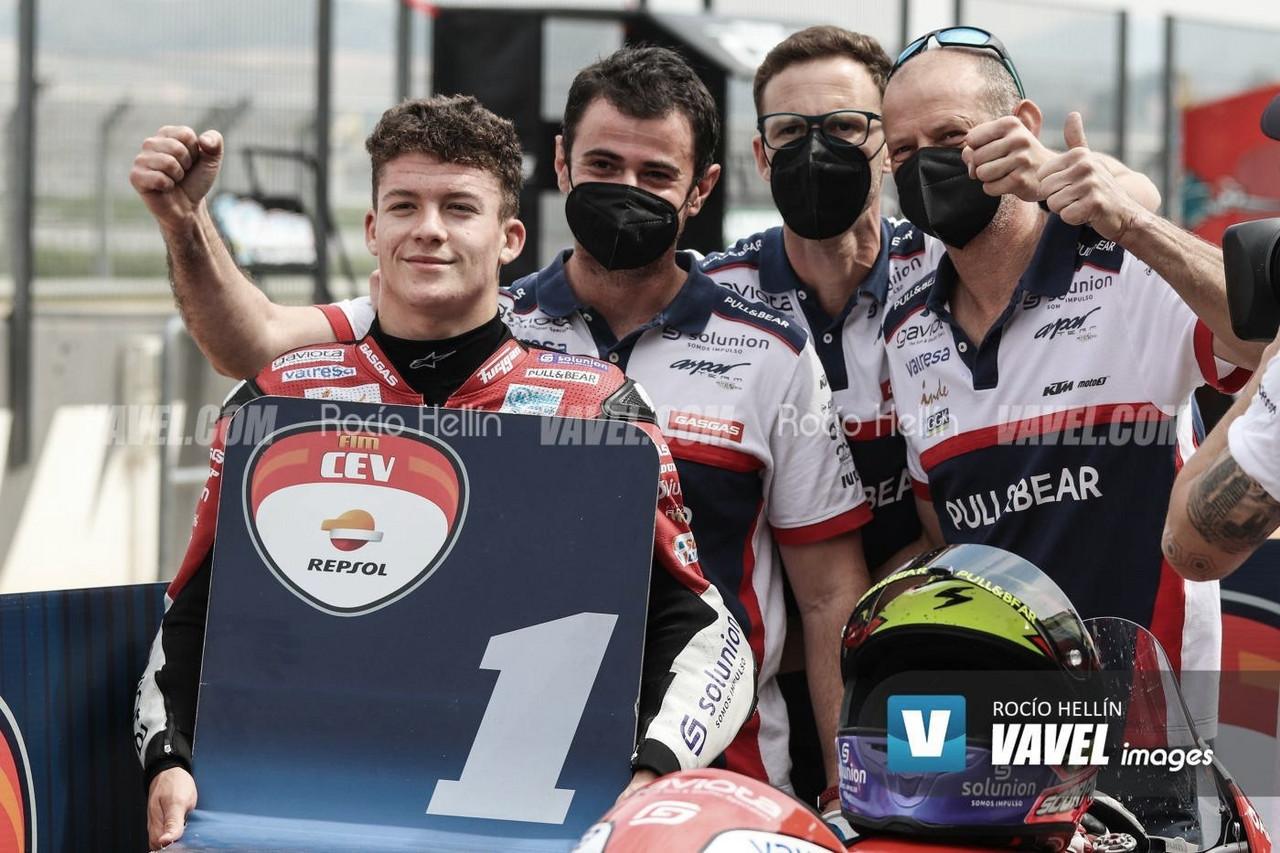 La Firma Vavel Moto3: doblete de Holgado