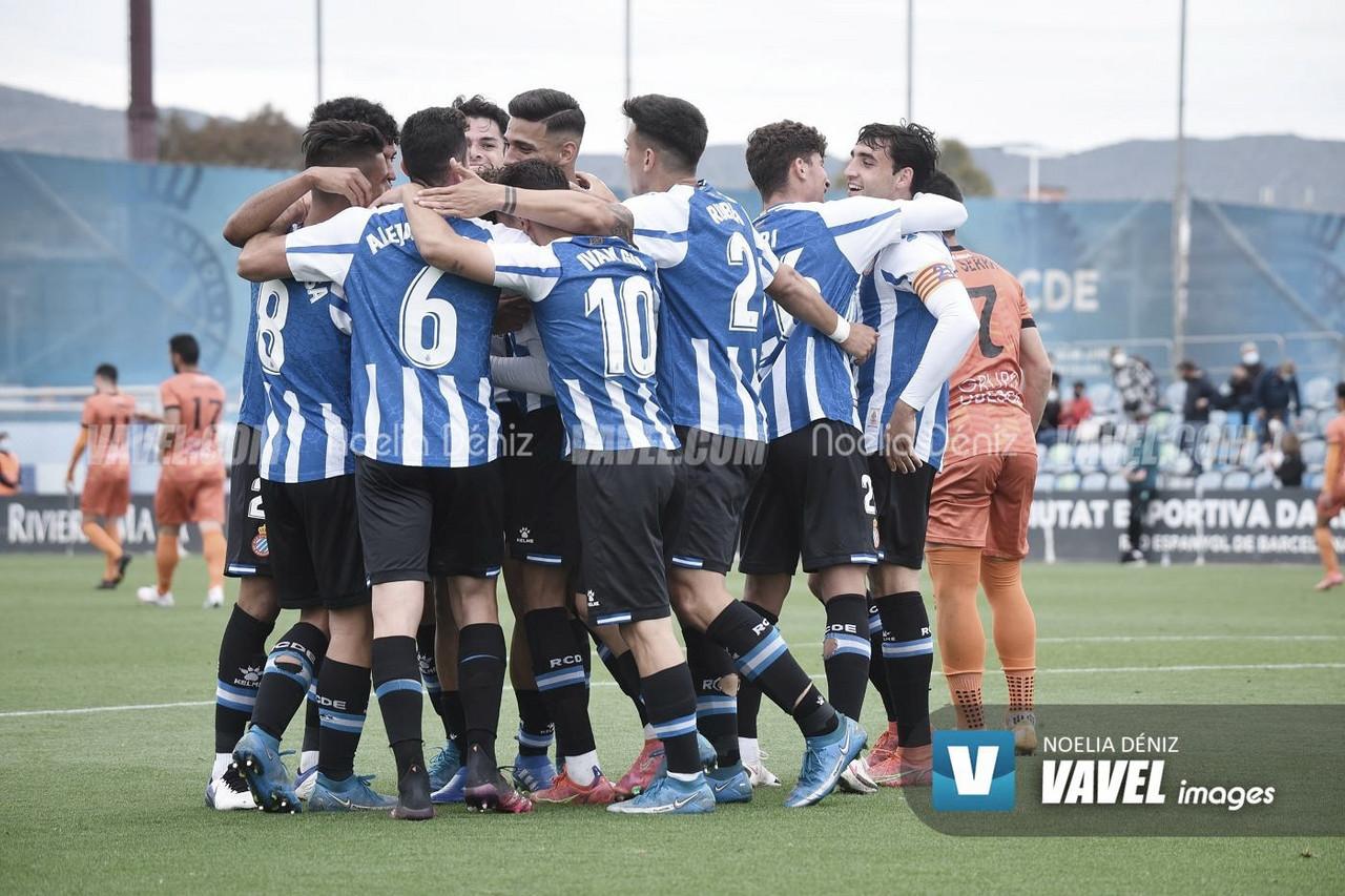 La situación de la plantilla del Espanyol B