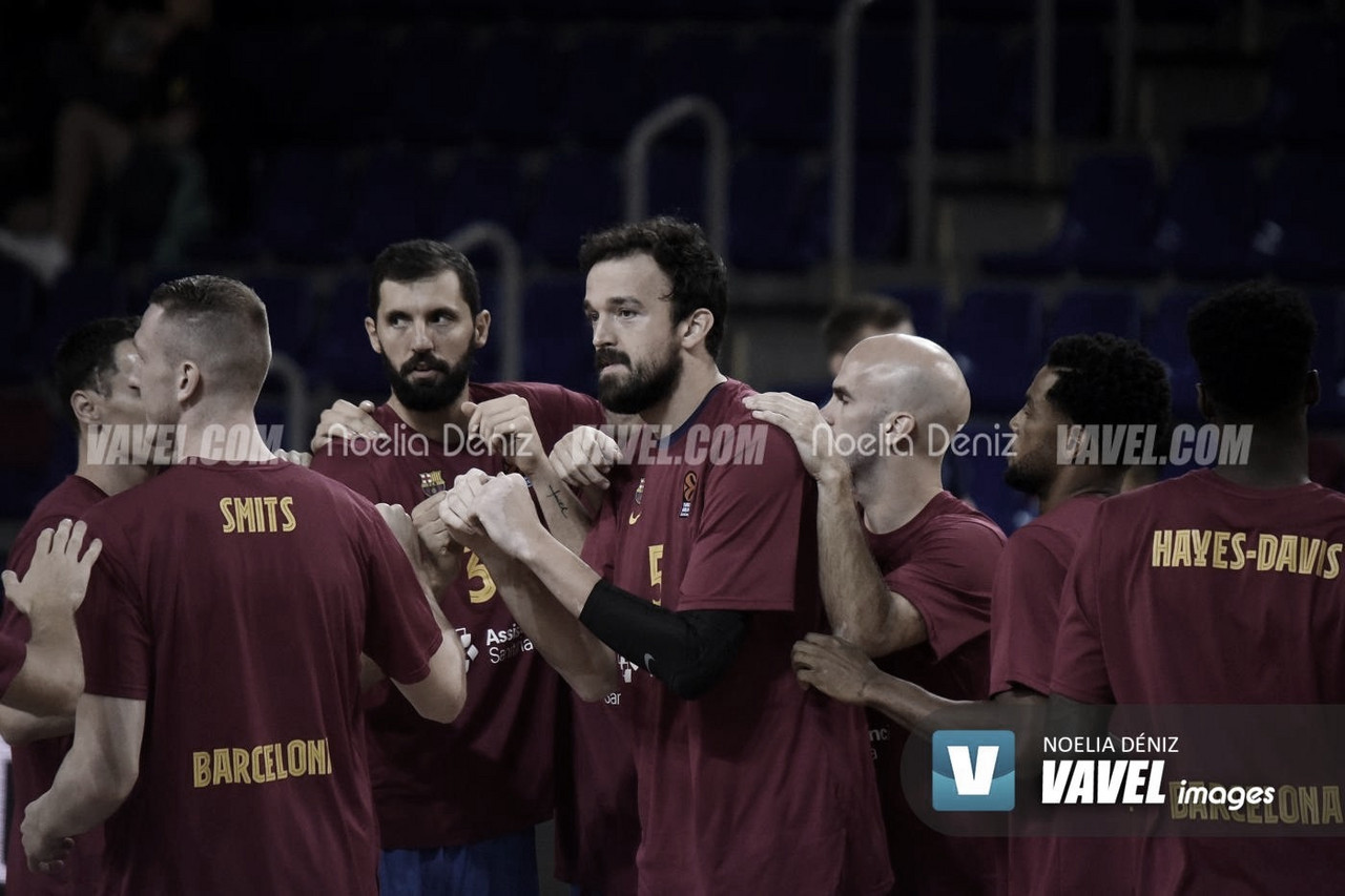 Coosur Betis - Barça Basket: Octavo triunfo consecutivo (61-78)