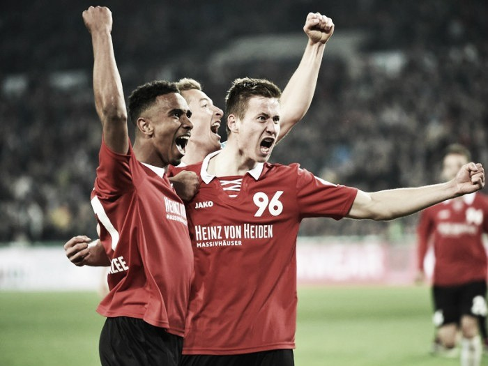 Hannover 96 2-0 Borussia Mönchengladbach: Hungry Hannover feast as they defeat Gladbach