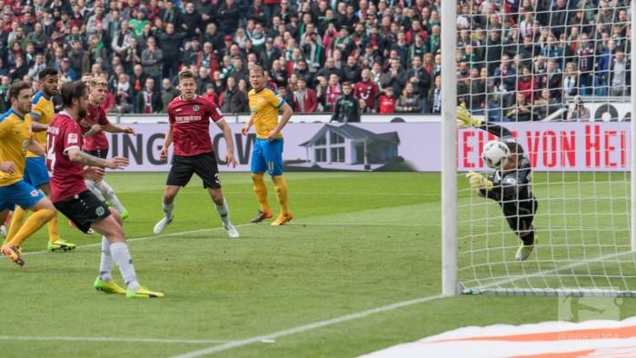 Hannover 96 1-0 Eintracht Braunschweig: Home town hero Füllkrug proves decisive on derby day