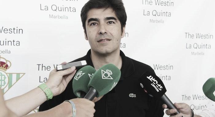 """Haro: """"No me corresponde calificar cómo celebra el Sevilla sus éxitos"""""""