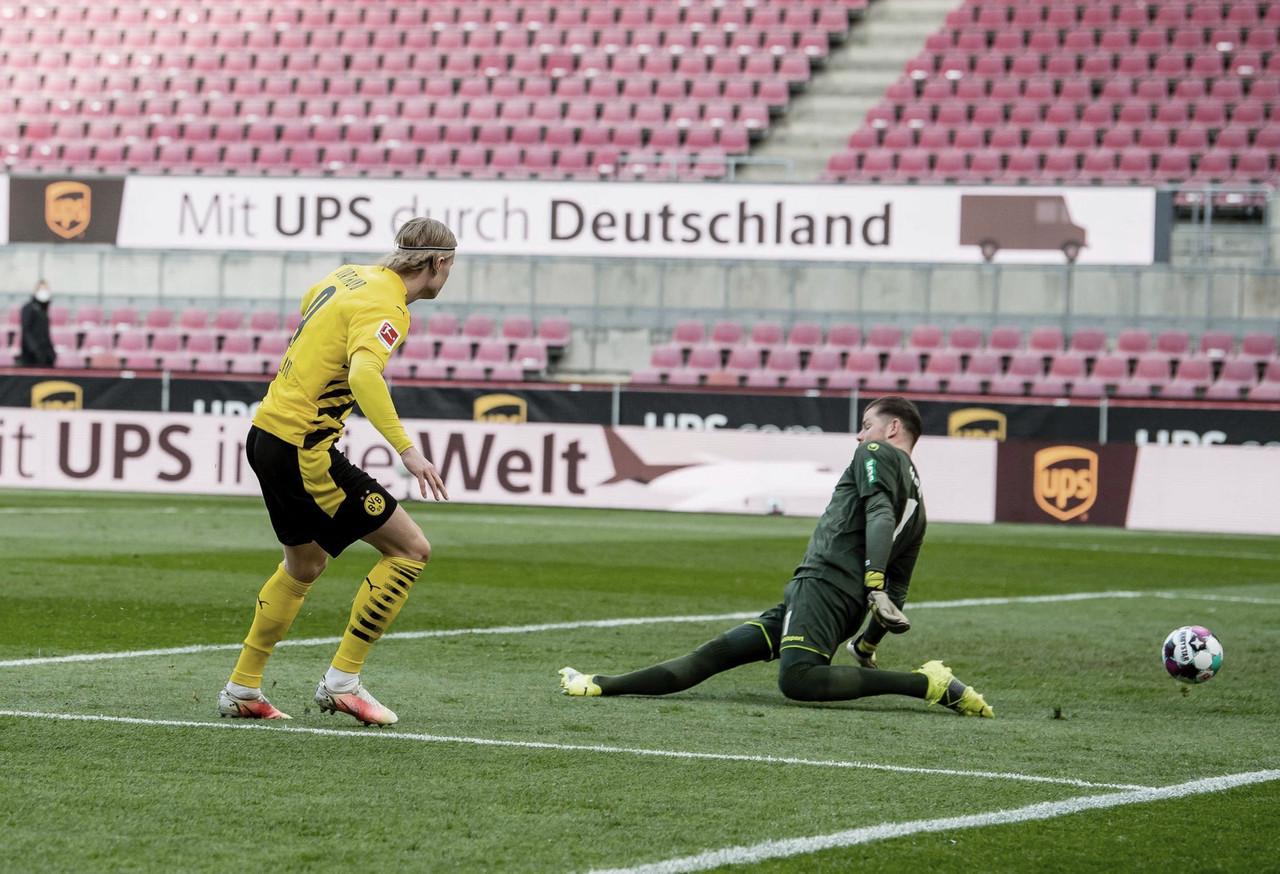 Haaland, la bestia del gol sigue rompiendo récords