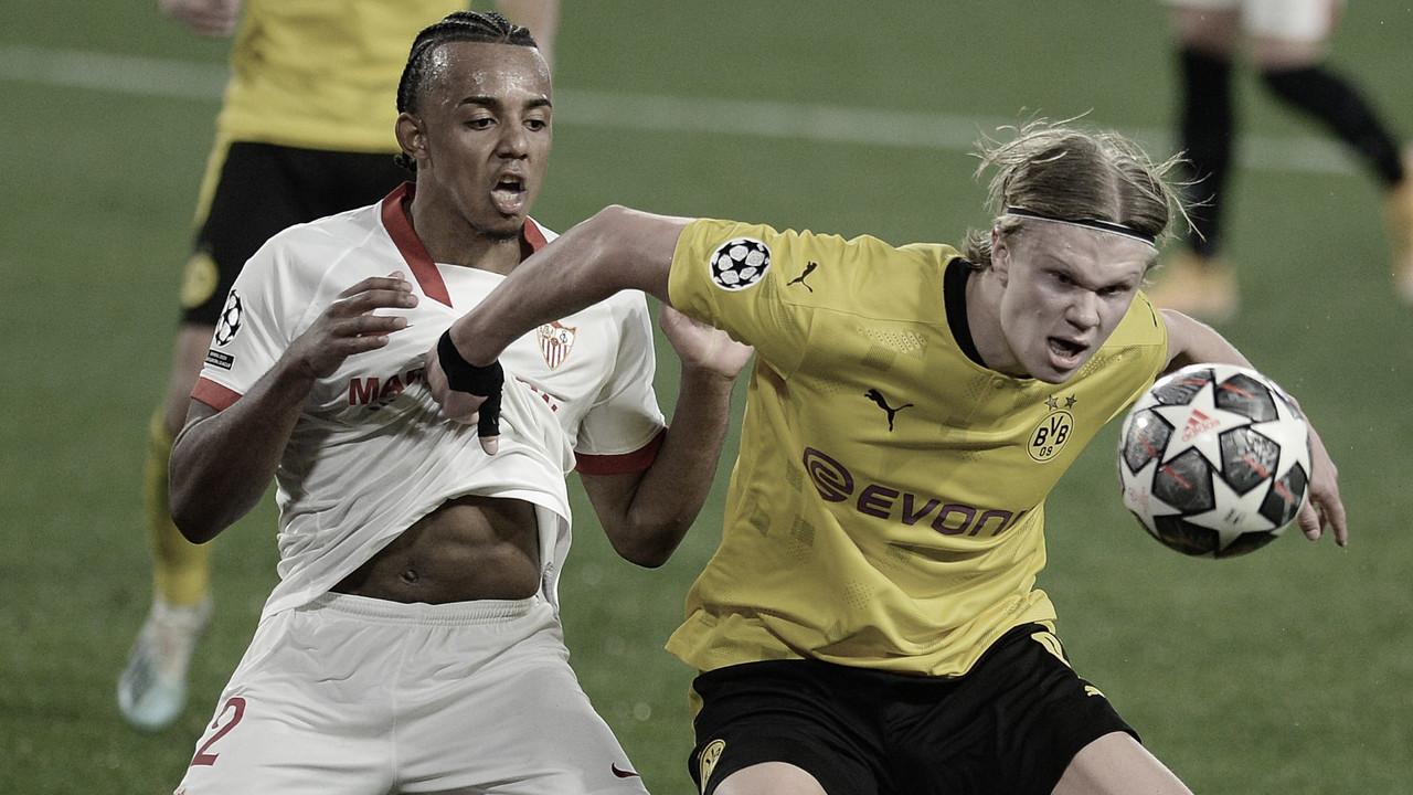 Previa Borussia Dortmund - Sevilla: en busca de los cuartos