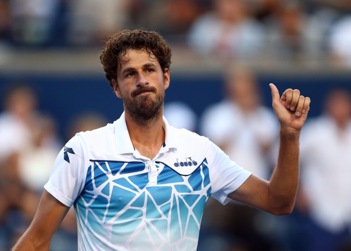 ATP Rogers Cup: Robin Haase dashes Denis Shapovalov's dreams