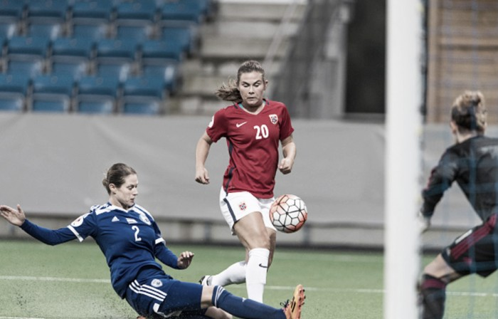 Boston Breakers sign Norwegian international Emilie Haavi