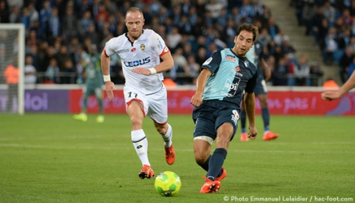 Le FCSM tombe au Havre