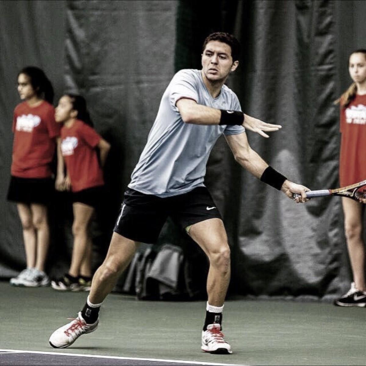 Hans Hach hace su debut en Grand Slam
