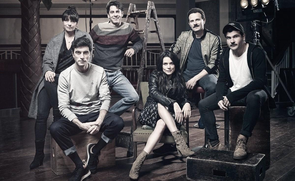 'Hache' la nueva ficción española de Netflix